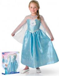 Disfarce Elsa Frozen™ deluxo menina