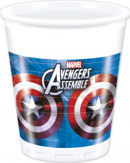 8 copos Avengers™