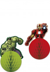 2 Decorações para pendurar Avengers™