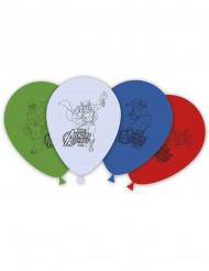 8 Balões de látex Avengers™