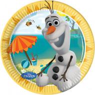 8 Pratos para sobremesa Olaf™