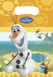 6 Sacos de festa Olaf™