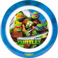 Prato de plástico Tartarugas Ninja™
