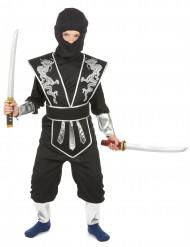 Disfarce ninja para criança