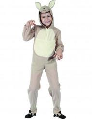 Disfarce de canguru criança