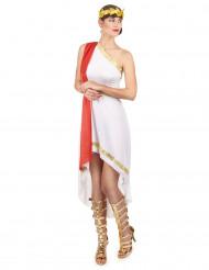 Disfarce de romana mulher