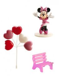 Decorações para bolo da Minnie™