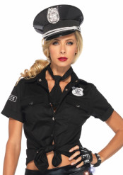 Camisa polícia mulher