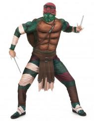 Disfarce Raphael Tartarugas Ninja™ adulto