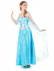 Disfarce de Elsa do filme Frozen™ para adulto