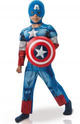 Disfarce luxo Capitão america3 avengers
