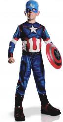 Disfarce Capitão América™ - Avengers™ menino