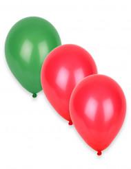 12 balões Portugal 27cm