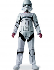 Disfarce clássico Stormtrooper Star Wars Rebels™ criança