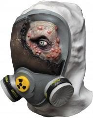 Máscara integral zombie tóxico