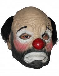 Máscara integral Hobo o palhaço