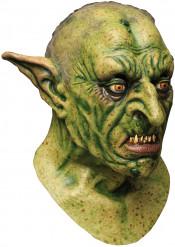 Máscara grnomo verde adulto