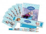 Kit de papelaria da Frozen