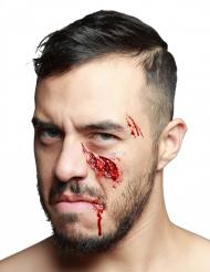 Falsa ferida Halloween efeito especial