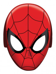 8 Máscaras de cartão Spiderman™