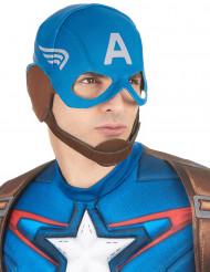 Máscara flexível adulto Capitão América™