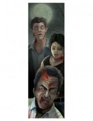 Decoração retrato Zombies