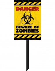 Sinal de trânsito Zombies