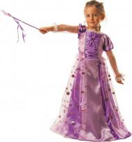 Disfarce princesa sofi menina