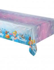 Toalha de plástico azul Cinderela™