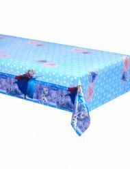 Toalha azul em plástico Frozen Ana e elsa™