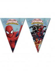 Grinalda de bandeirolas Spiderman™ 2.60 m