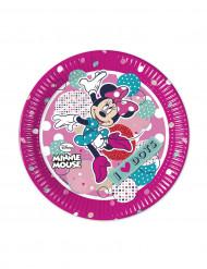 8 Pratos Minnie™