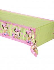 Protecção de mesa de plástico da Minnie bébé™120x180cm