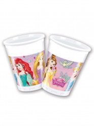8 Copos Princesas Disney™