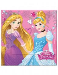 20 Guardanapos Princesas Disney™