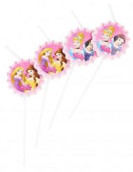 6 palhinhas Princesas Disney™