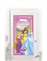 Decoração de porta Princesa Disney™