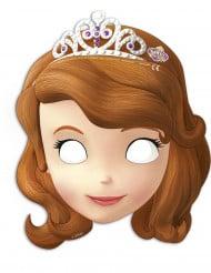 6 Máscaras de cartão Princesa Sofia™