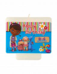 Vela de aniversário Doutora Brinquedos™