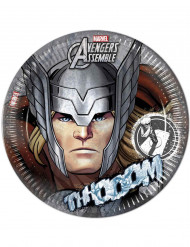 8 Pratos Avengers™