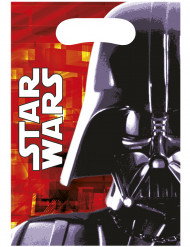 6 Sacos de festa Darth Vader Star Wars™