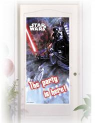 Decoração de porta Darth Vader™ Star Wars™