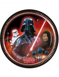8 Pratos Darth Vader™