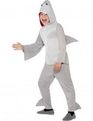 Disfarce de tubarão para criança