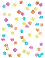 Confettis Flores Hippie