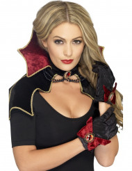 Kit vampiro mulher Halloween