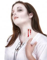 Kit cicatriz mordidela de vampiro Halloween