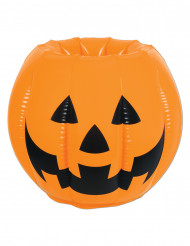 Geleira abóbora insuflável Halloween