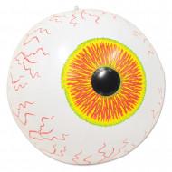 Globo ocular insuflável Halloween