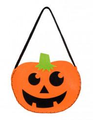 Saco abóbora Halloween